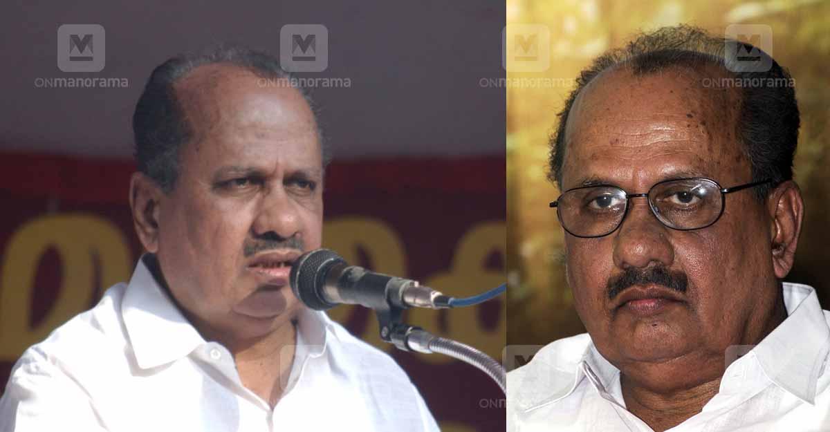 Former Kerala Minister KK Ramachandran dies