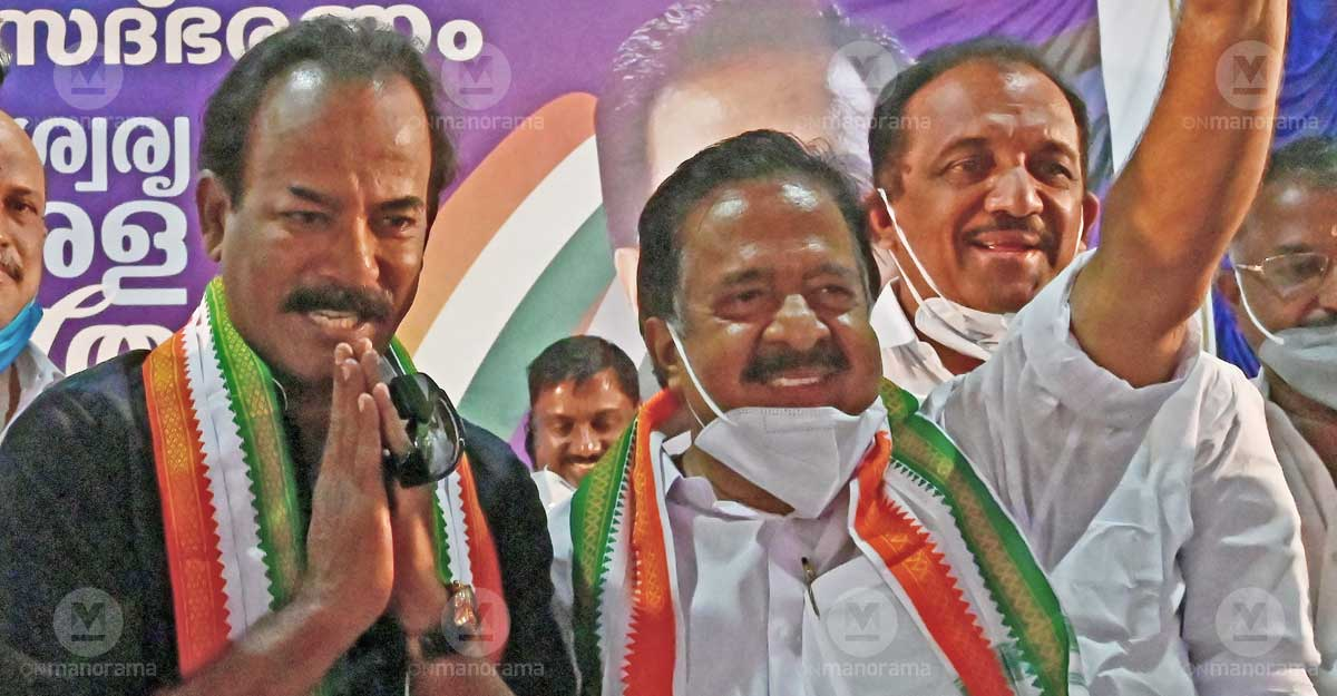 Major Ravi takes a shot at BJP yet again, attends UDF rally