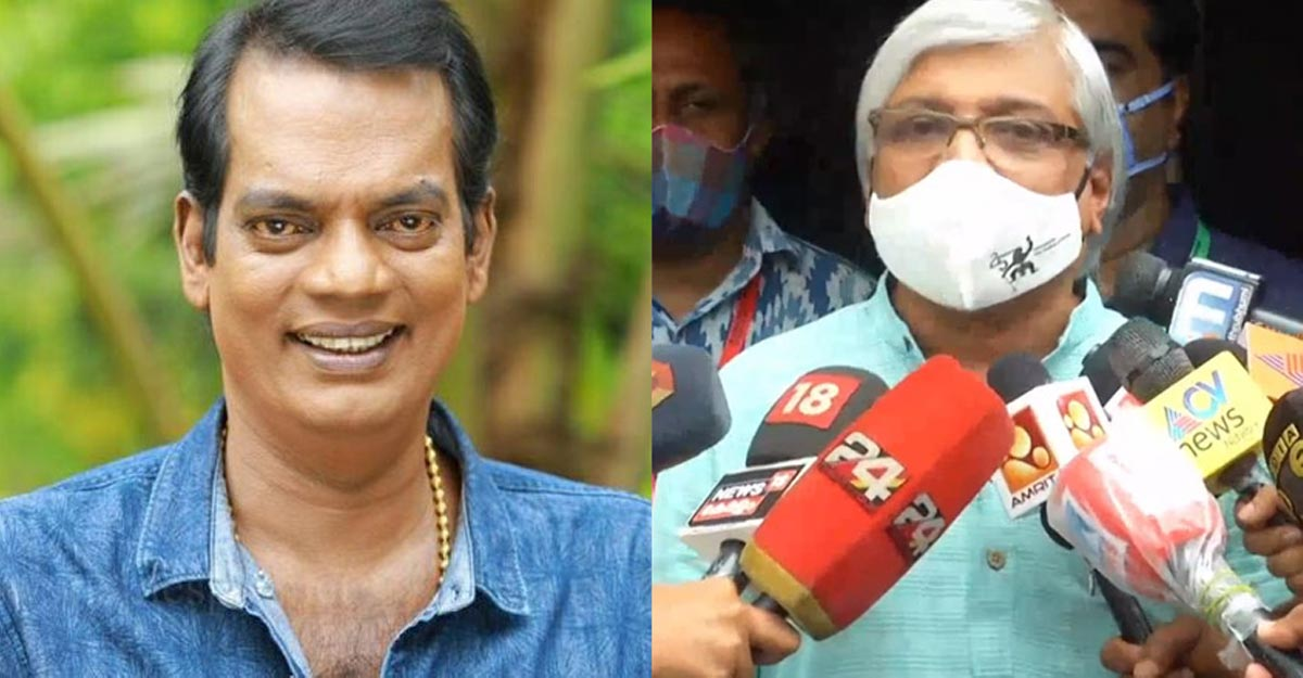 Row over not inviting Salim Kumar to IFFK, actor says he was excluded for backing Congress