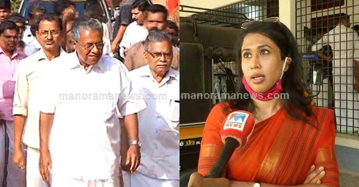 Ready to take on Pinarayi Vijayan in Dharmadom: Shama Mohamed