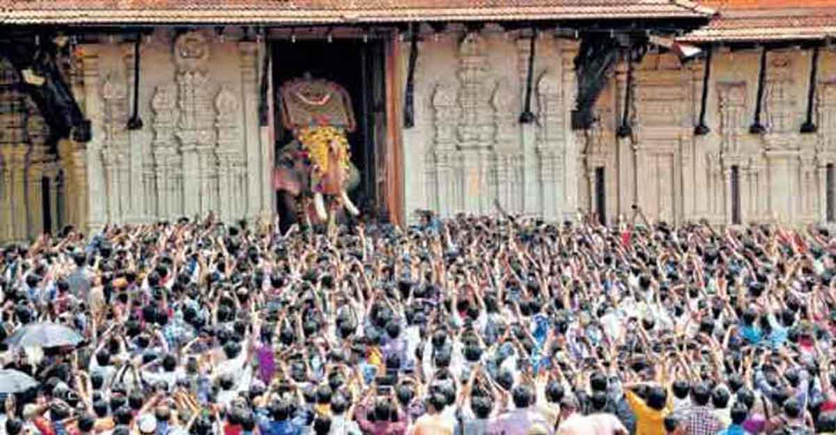 Thrissur Pooram 2021 slated for April 23, final decision after govt approval: VS Sunil Kumar