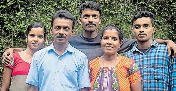 From shanty to IIM! Ranjith's inspirational story is a lesson for youth    Kerala News   Onmanorama