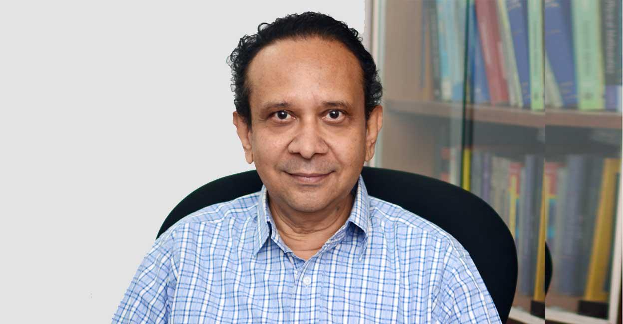 Theoretical physicist Thanu Padmanabhan passes away