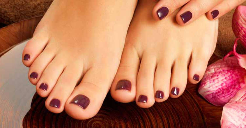 Toes can tell the character of a woman