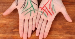 Hand lines can easily tell your mood and personality traits