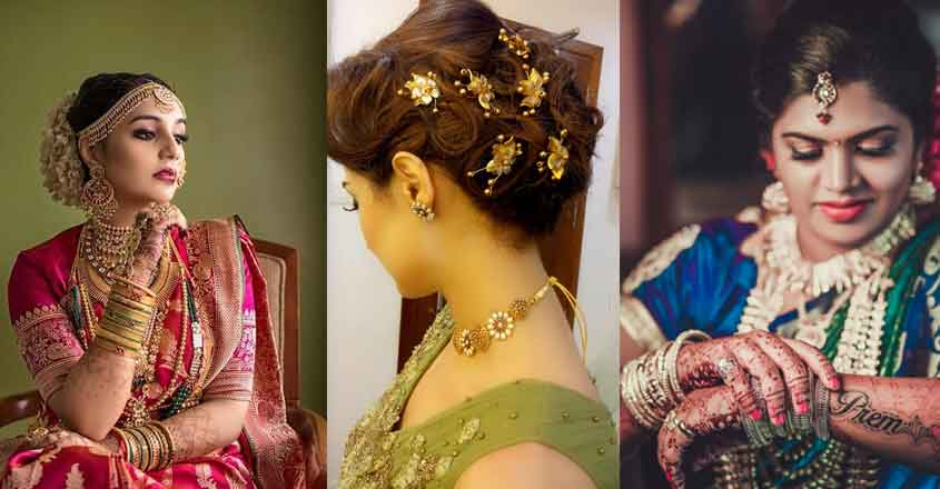 Do you know latest bridal make-up trends in Kerala?