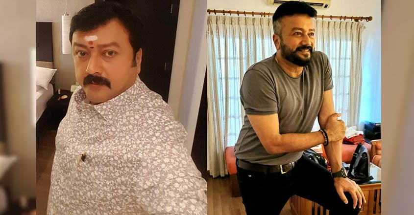 Jayaram reveals how he got into shape in just 60 days!