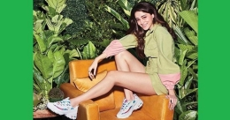 How to wear sneakers, Ananya Panday shares some quirky ways