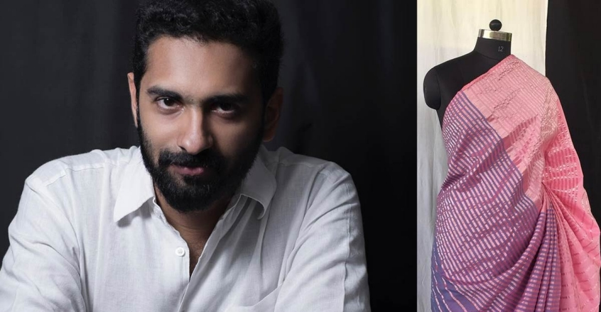 Innovation can make Kerala's own Kasavu sari a success story: Sreejith of Rouka
