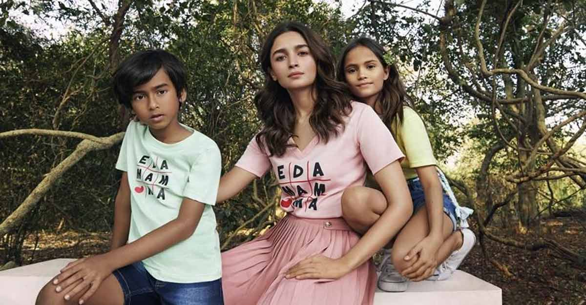 Alia Bhatt believes in passing on of clothes rather than throwing them out