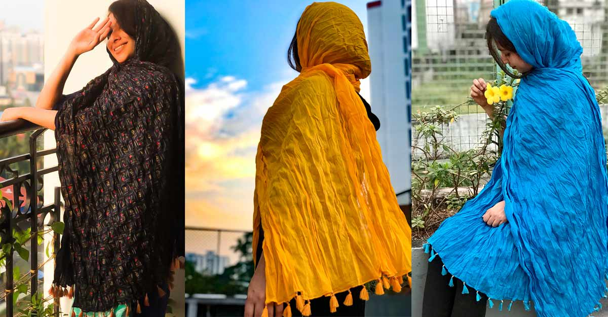 Shawl brand from Kozhikode that turns into a household name