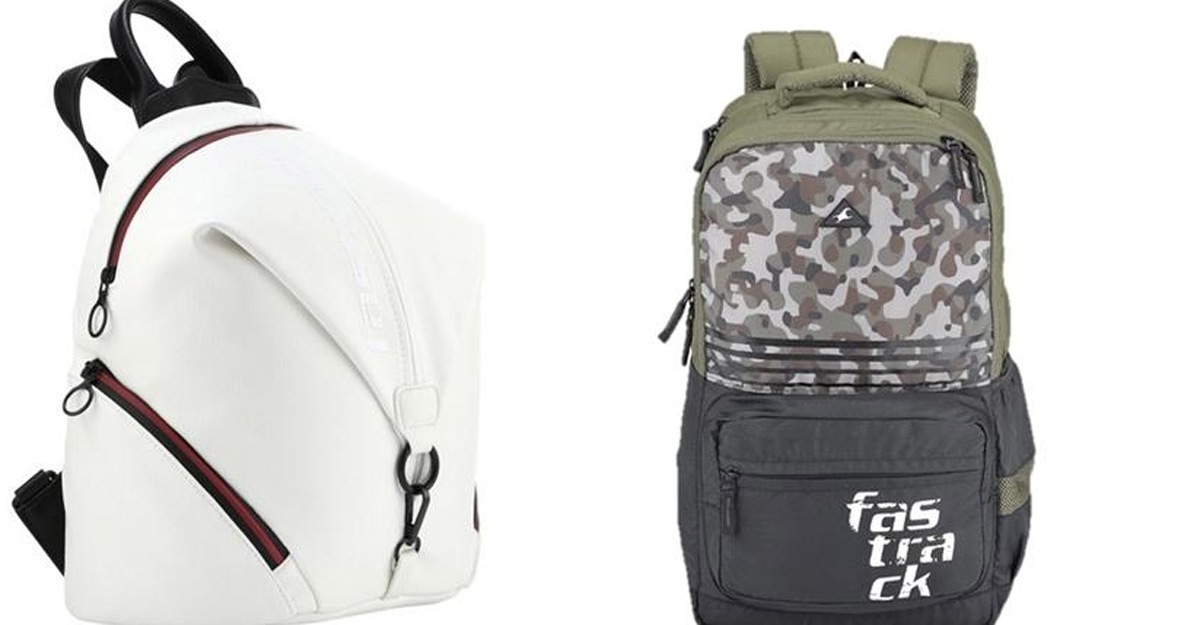 Once just a utility product see how backpacks evolved