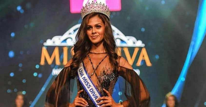 I'm very confident: Adline Costelina on winning Miss Universe title.