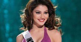 Actress Urvashi Rautela remembers her Miss Universe sojourn