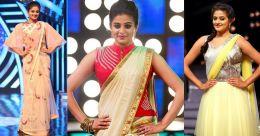 5 times when Priyamani played with the 'sari-game'