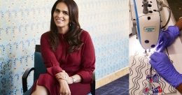 Designer Anita Dongre asks young designers to stay positive