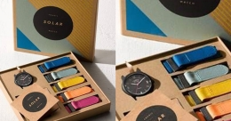 Limited edition Solar Watch from US brand Fossil introduced