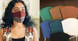 Designer masks are here to add colour to your wardrobe and lockdown lives