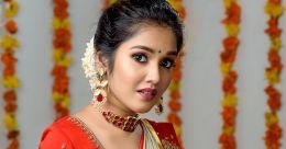 Actress Anikha dons Kerala sari in latest photoshoot, heralds Onam in style