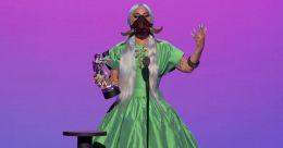 Custom masks, Black lives steal the show at MTV VMAs