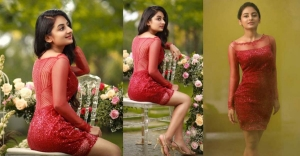 Actress Esther Anil sizzles in glamorous makeover, photoshoot pics go viral