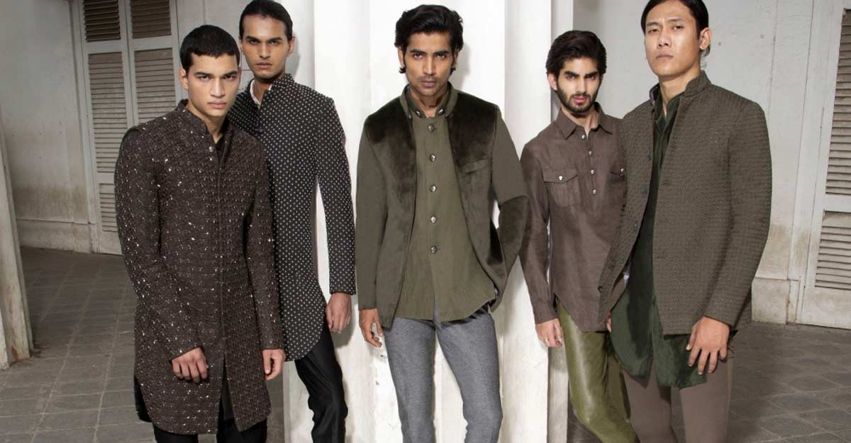 The future is brighter: Designer Kunal Rawal.