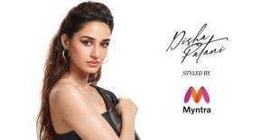 Disha Patani roped in as Myntra's beauty brand ambassador