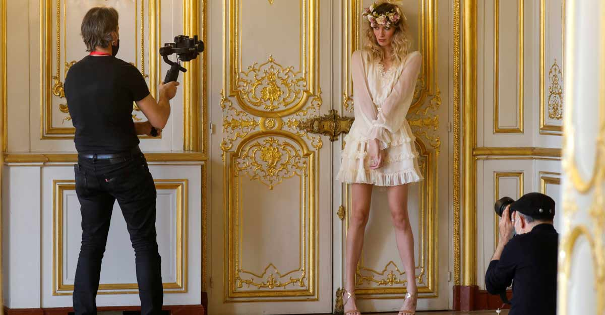 Fashion eco-system in Paris on edge as shows disappear