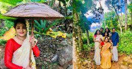 Why beauty queen Sasilekha Nair will cherish this year's Onam forever