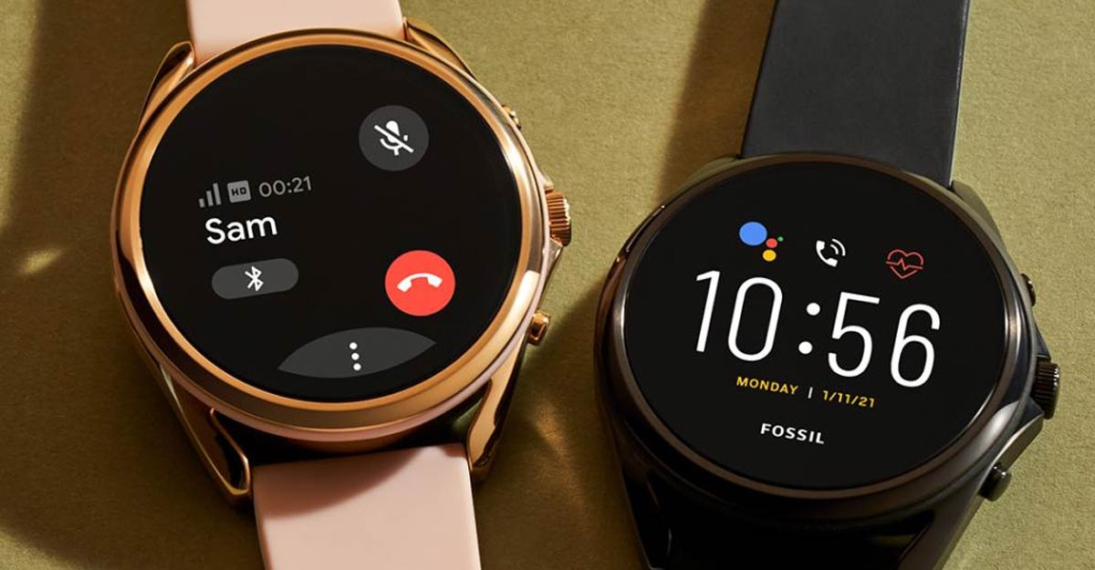 US brand Fossil launches its first LTE-equipped smartwatch