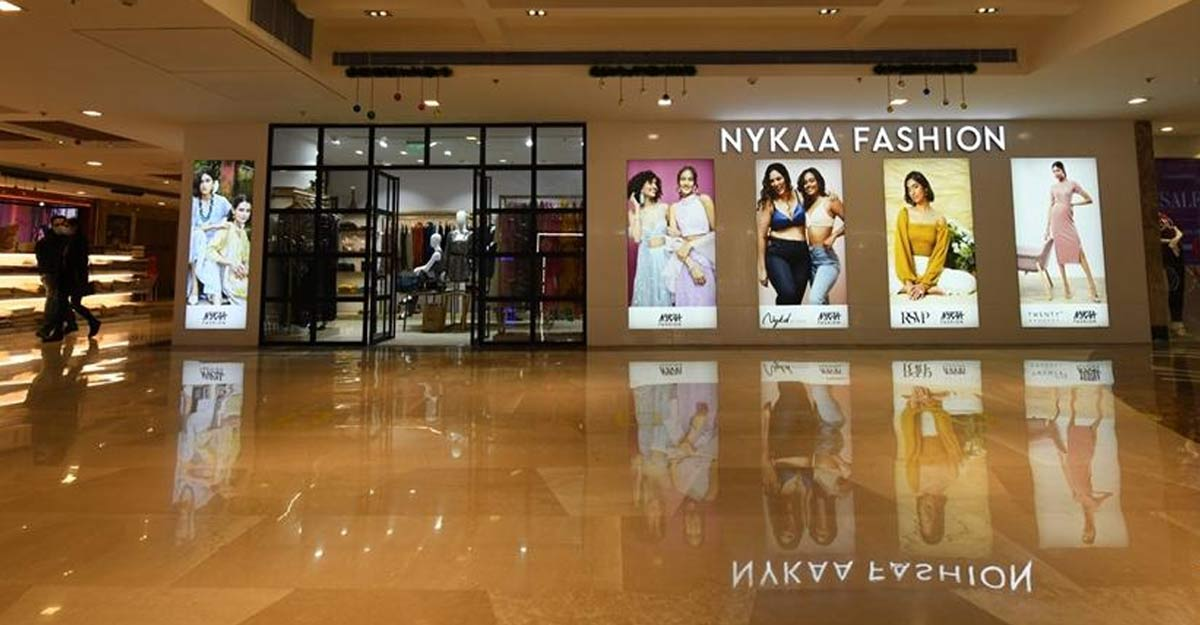 First 'brick and mortar' store of Nykaa Fashion to come up in Delhi