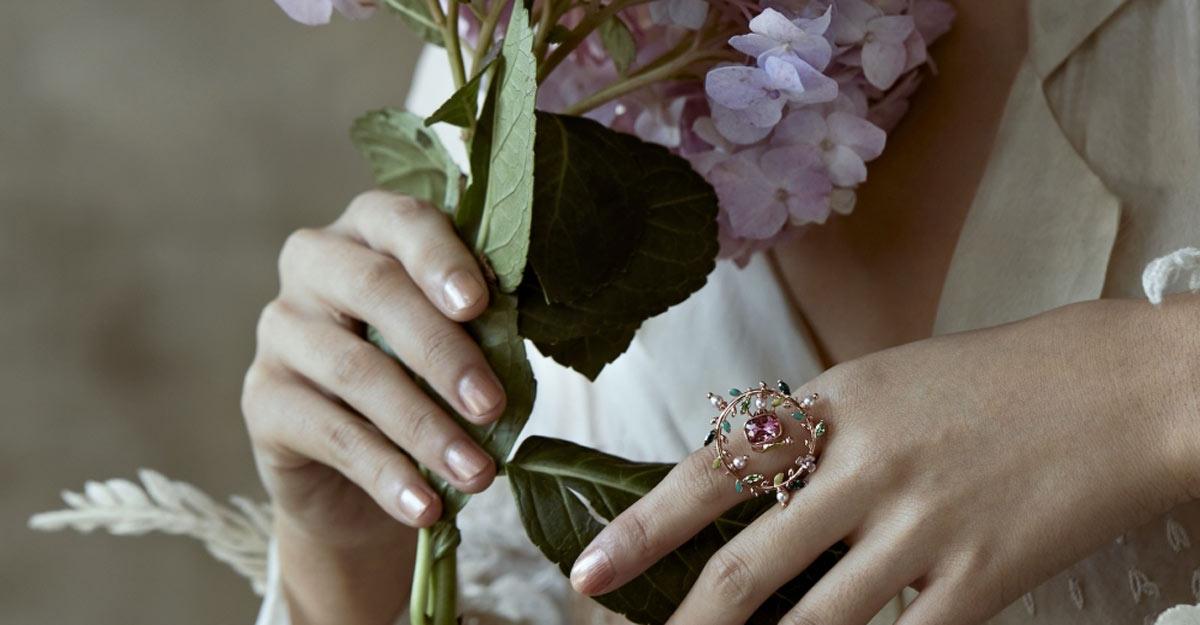 Fashion designer Rahul Mishra debuts as jewellery designer