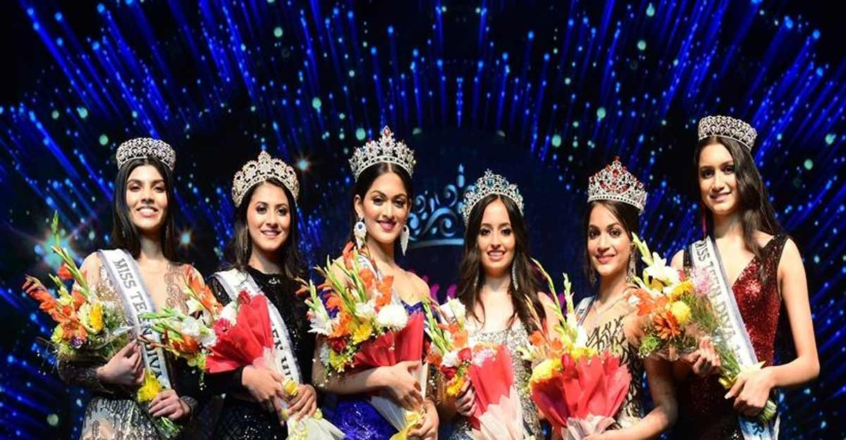 Miss Teen Diva 2020: Rashi Parasrampuria is Miss Teen International