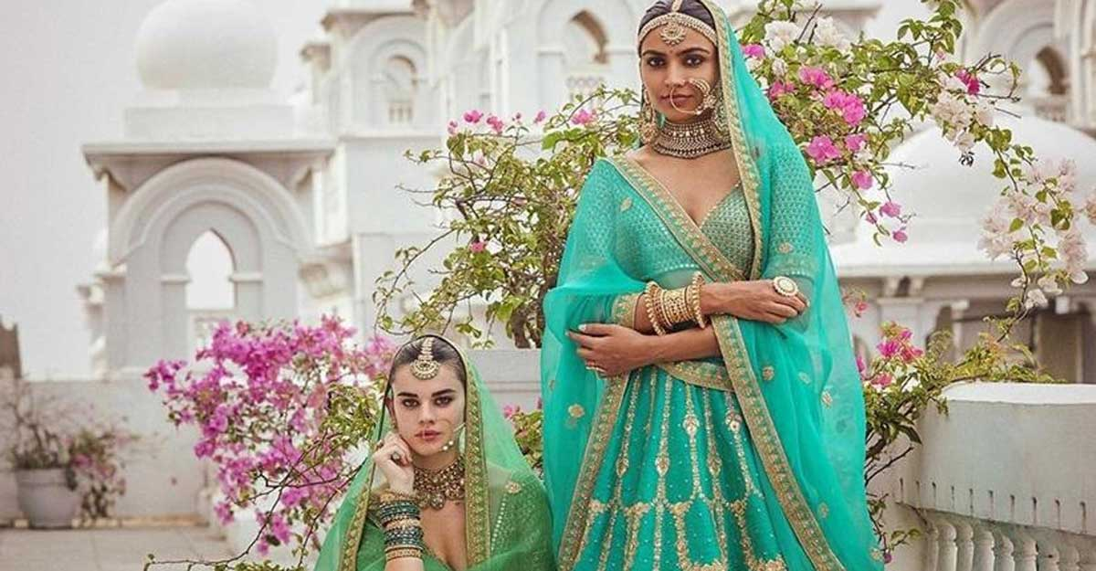 Why is Sabyasachi considered the tiger of Indian fashion