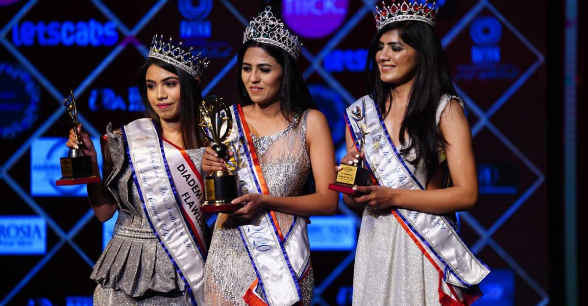 National beauty pageant highlights importance of menstrual hygiene