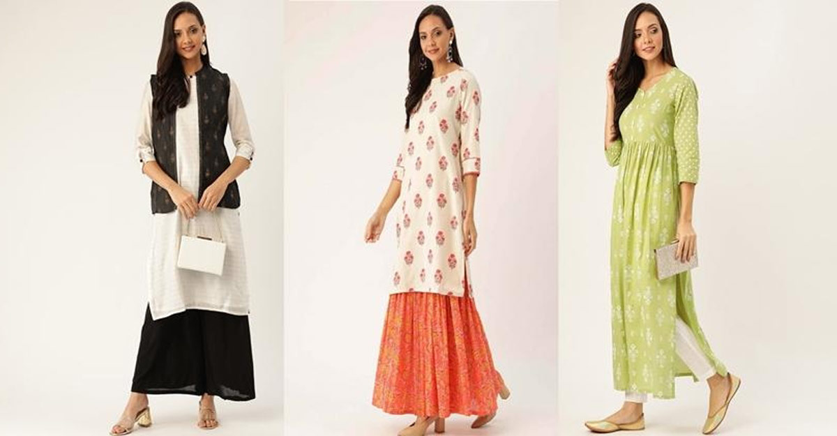 How to make kurtis stylish for tall girls, here are some tips