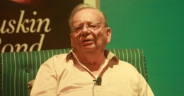Renowned author Ruskin Bond to narrate his stories on AIR