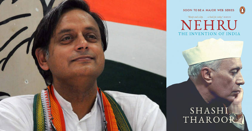 Denigrating Nehru is like throwing pebbles at mountain: Tharoor