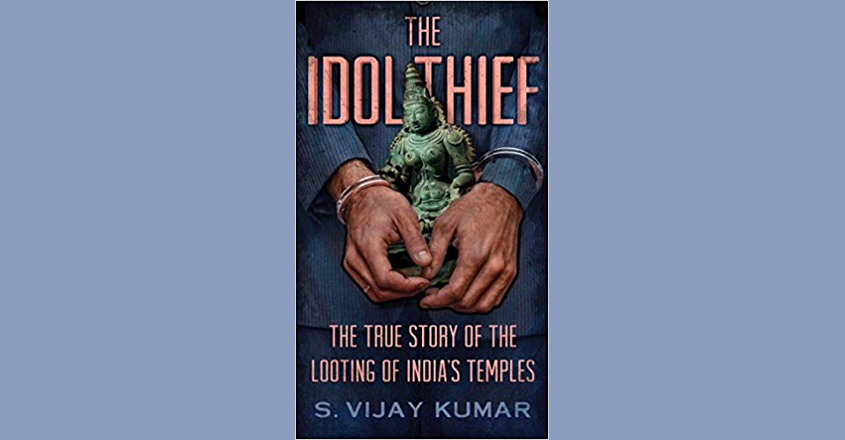 Book review: The Idol Thief