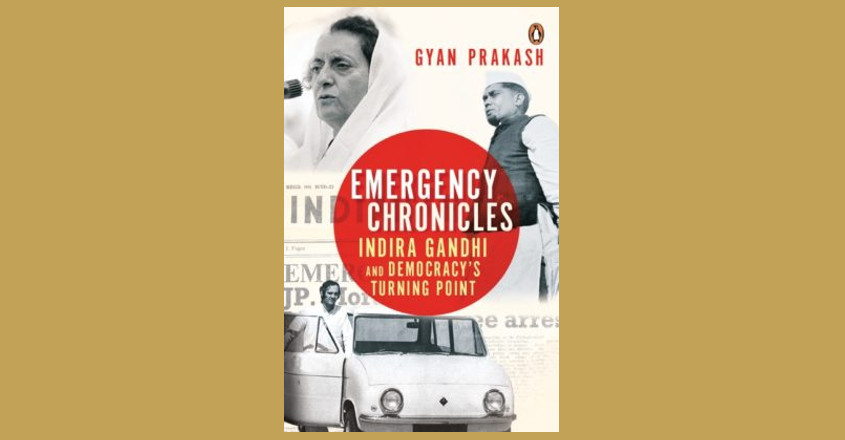 New book compares Modi regime with 1975-77 Emergency