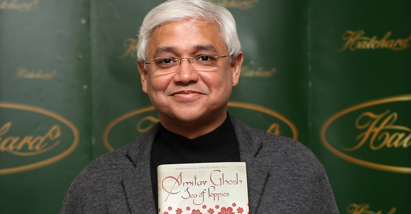 'Sea of Poppies' author Amitav Ghosh honoured with 54h Jnanpith award