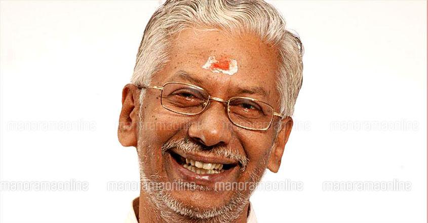 Poet-lyricist Ramesan Nair wins Kendra Sahitya Akademi award