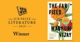Madhuri Vijay's debut novel 'The Far Field' wins 2019 JCB prize for Literature