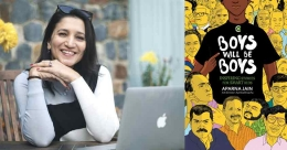 After female-centric books, author Aparna Jain writes on men