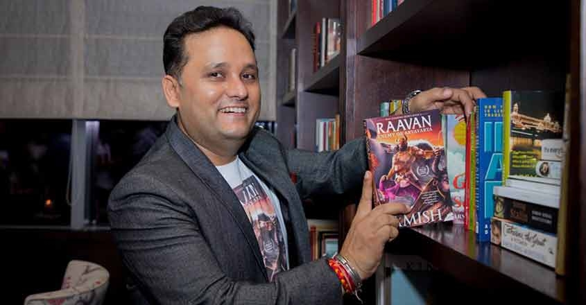 Amish Tripathi's new book celebrates legendary king Suheldev