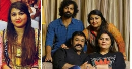 Mohanlal's daughter Vismaya reveals her interest and it's not films!