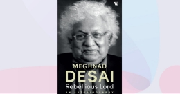 Baroda to Britain, autobiography reveals multifaceted Meghnad Desai