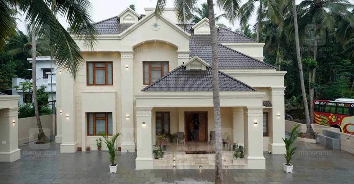 mansion in malappuram