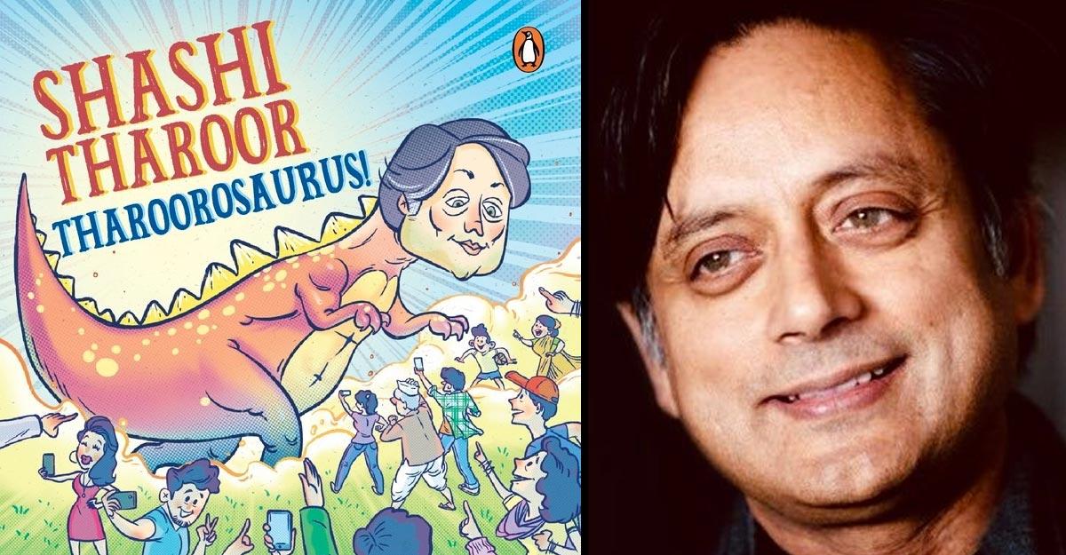 'Farrago'-spurred Penguin adds 'Tharoorosaurus' to its flamboyant book mart!