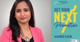 Do you aspire for promotion? Here's a book telling how to achieve it